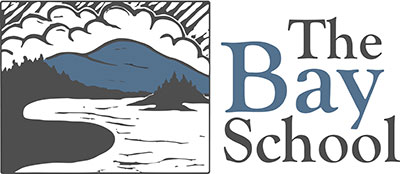 The Bay School logo